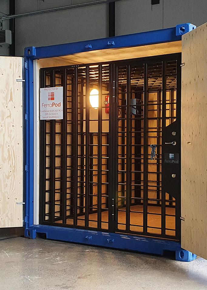 FerraPod Container